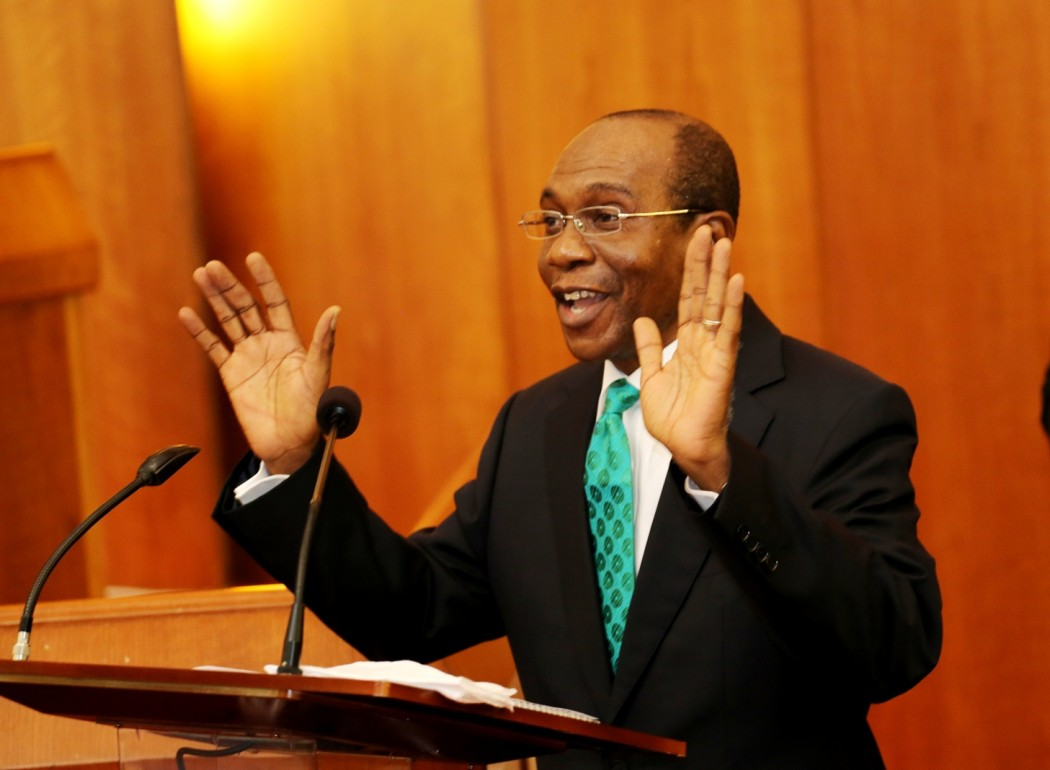 CBN not contemplating devaluation of the Naira, says Emefiele