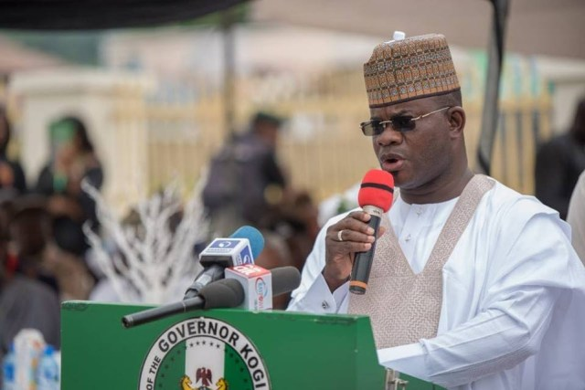 I will make Kogi Nigeria's most secure commercial hub, says Bello