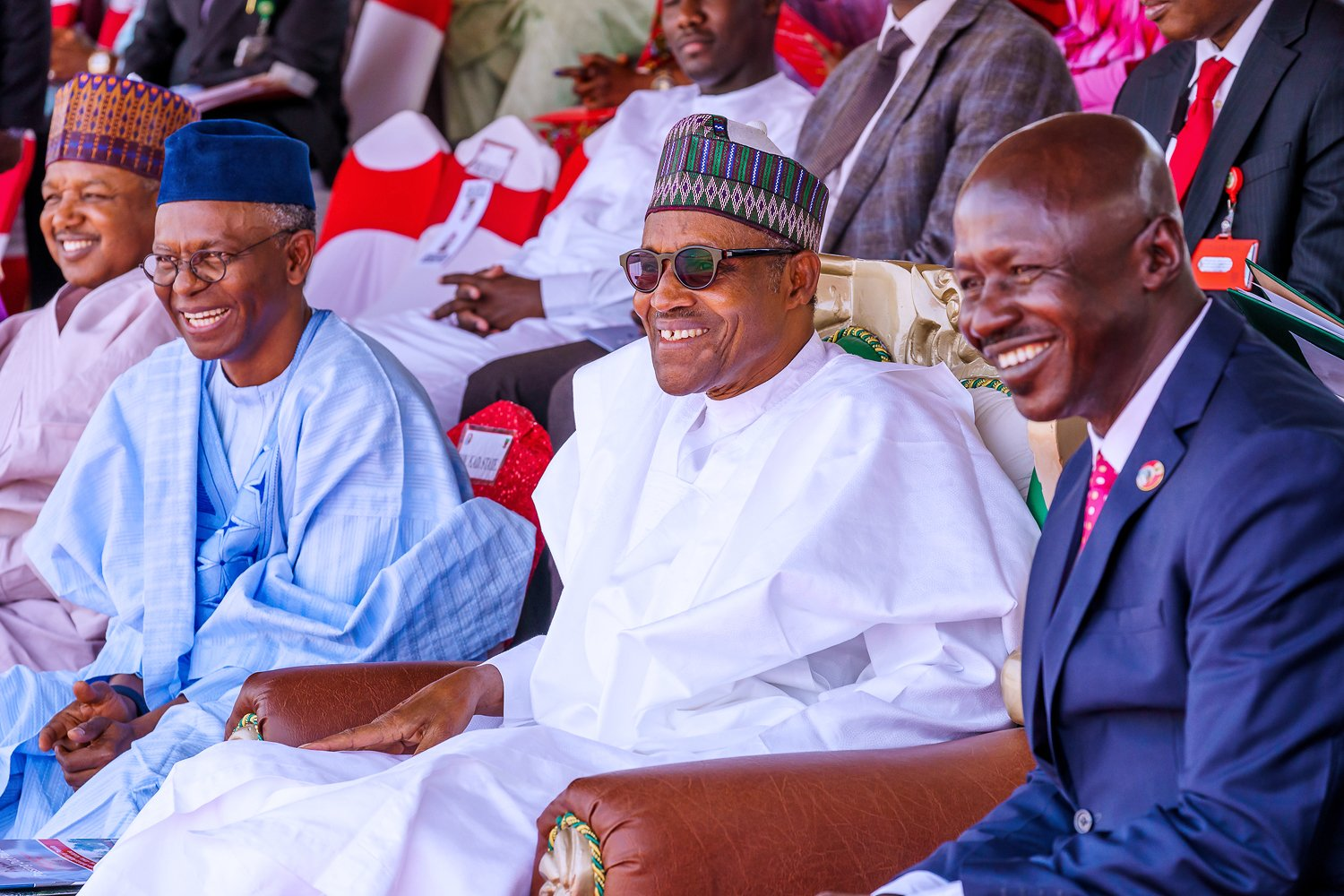 Buhari hails collaboration between Military and EFCC in fight against corruption