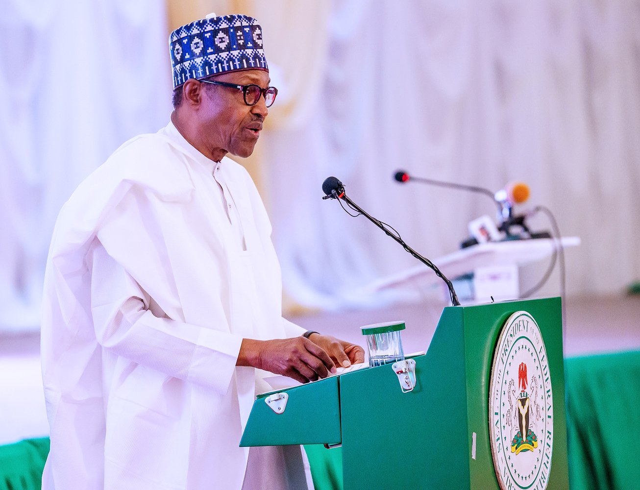Buhari going no where, he has the backing of Nigerians, says Minister