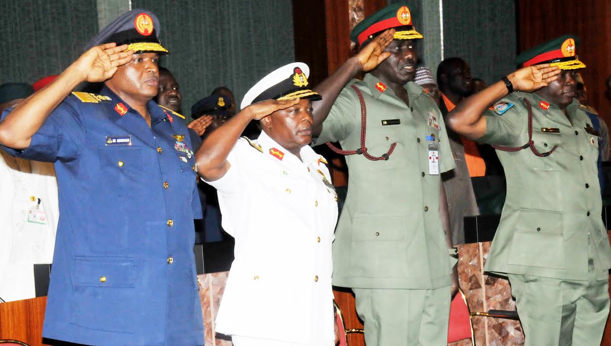 Should there be a sign of coup, there are guiding rules we follow, says DHQ